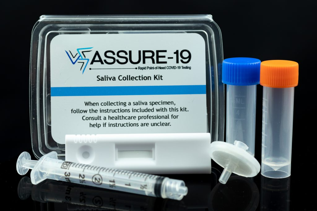 assure19 test kit december 2020
